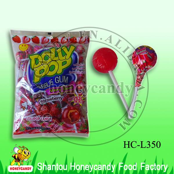 12g Dolly Pop-Strawberry