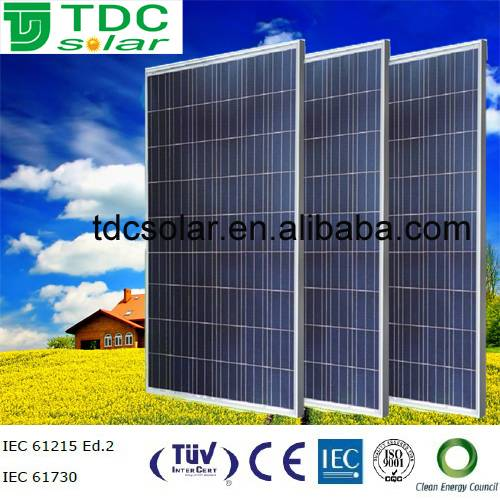 2014 hot sale and cheap price solar panel with good quality