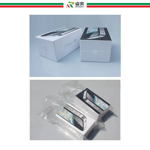 pof shrink film used in cellphone packing