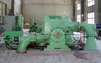 Hydro Turbine/Francis turbine