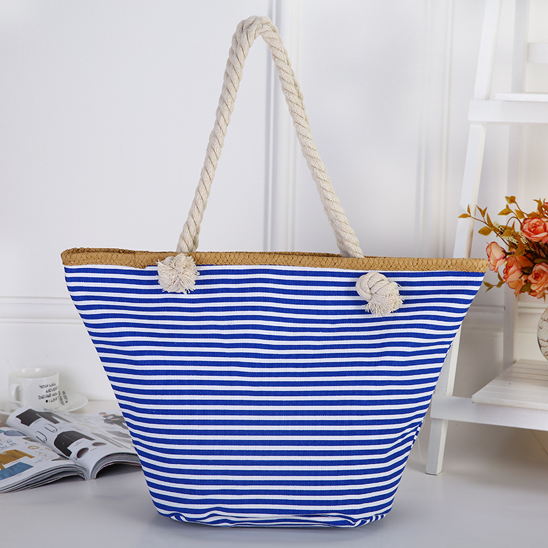 Canvas Beach Bag Fashion 2017 For Woman