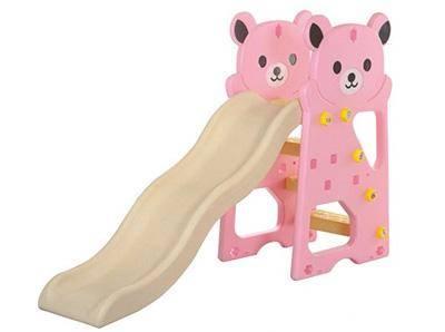 Latest Children panda Plastic Slide on discount