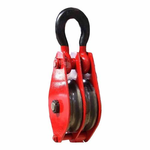 Hanging Beam Type Five Pulley