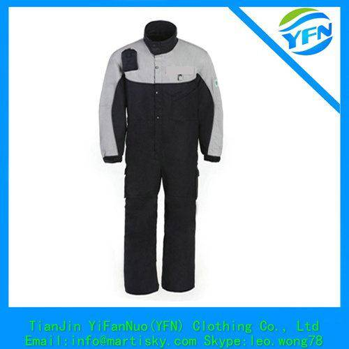 China Fire Protection Flame Resistant Safety Clothing Supplier