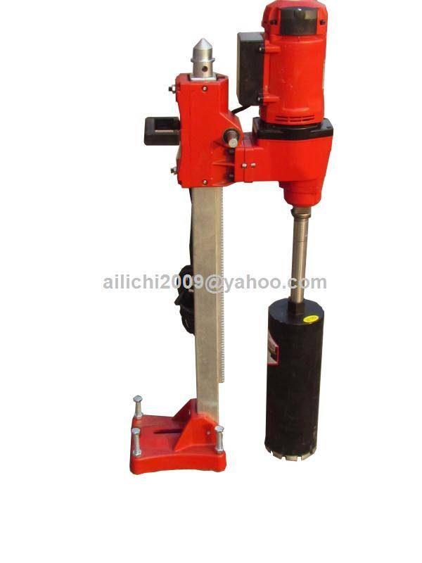 300mm 2450W Two Speed Diamond Core Drill Electric Concrete Core Driling Machine