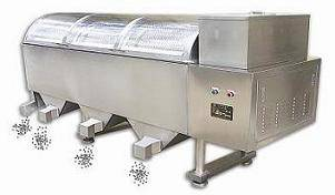 SWG-500/600 Pill & Grain Rotary Sifter