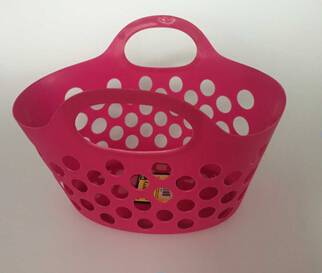 Shopping Supermarket Soft Basket
