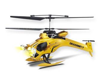 2.4G/ 3.5ch RC  Dragonfly Helicopter with Gyro