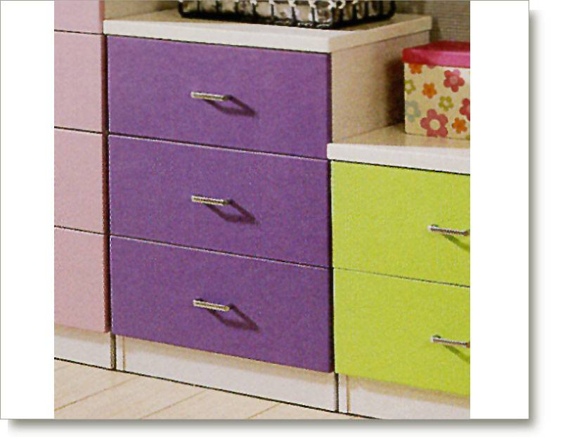 Chest of Drawers (three drawers)(LA002-3)