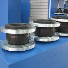 stainless steel  flange teflon lined expansion Joints