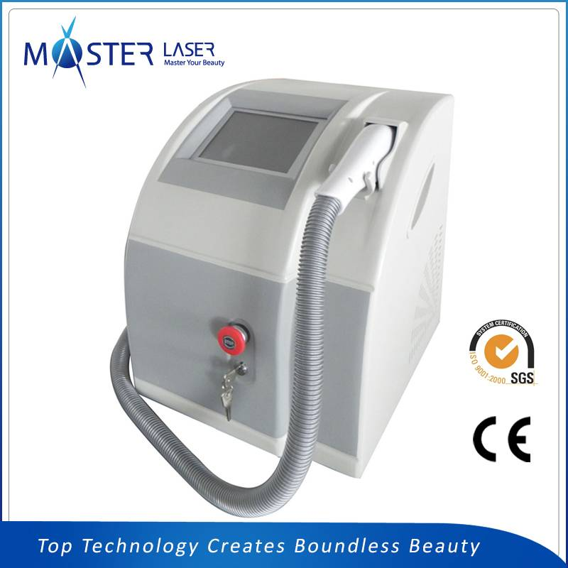 Multifunctional 8.0 Touch Screen Ipl Pigmentation Removal Machine