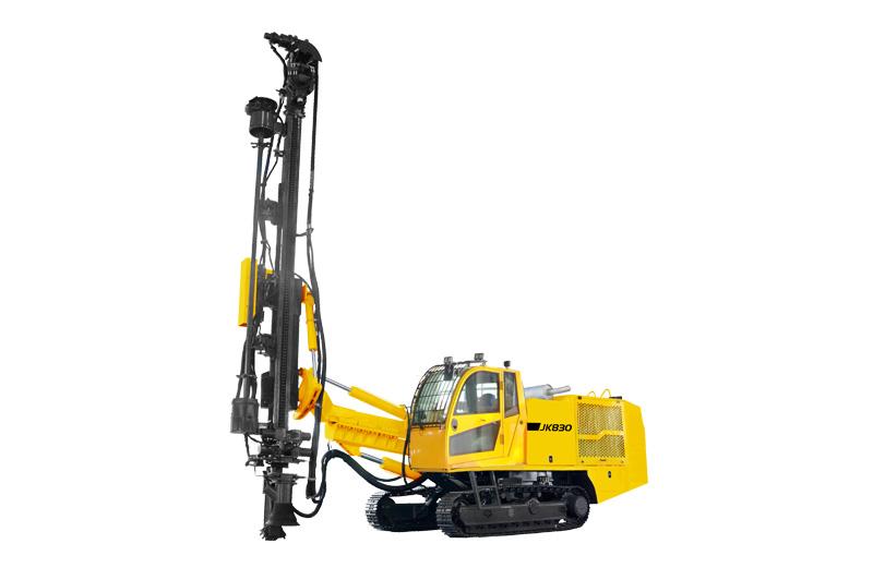 Crawler Mounted Hydraulic DTH Drilling Rig