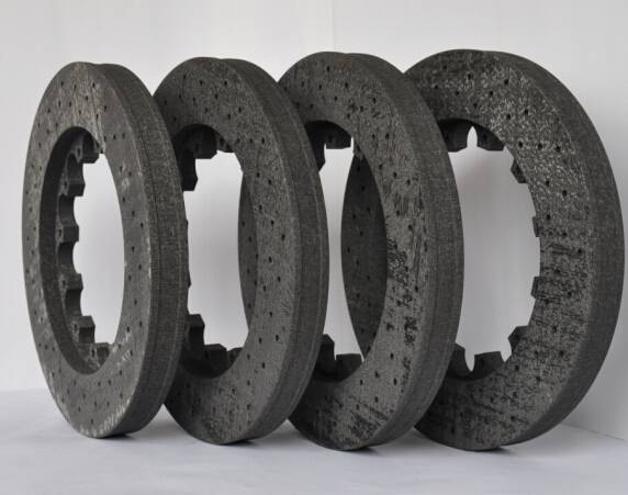 carbon-ceramic brakes and carbon-carbon brake discs from Lemyth