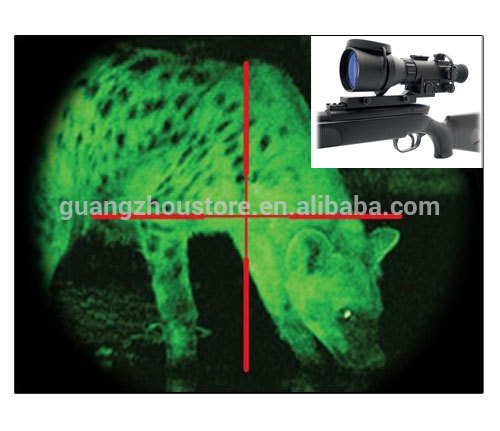 outdoor hunting infrared night vision scope night vision weapon sight