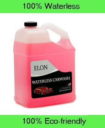 Biological Natural car waterless wash cleaning detergent