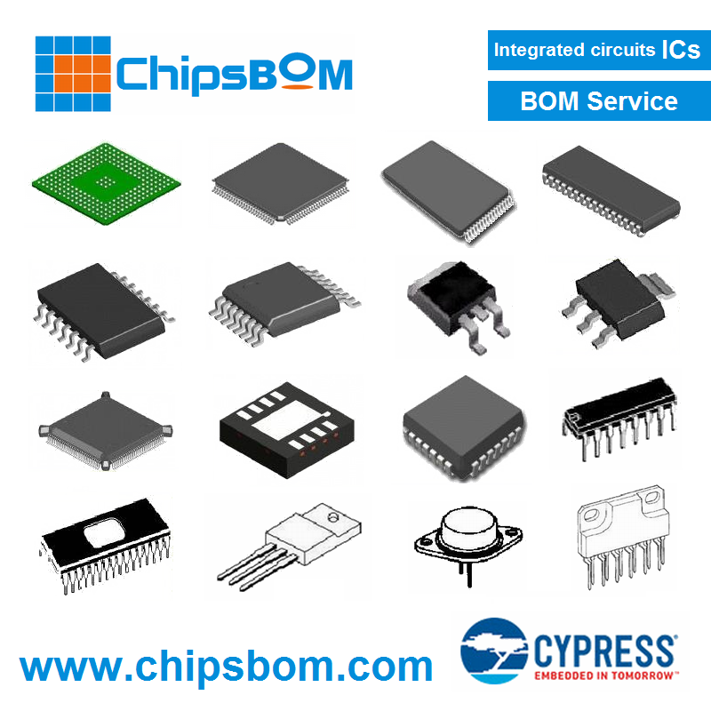 Cypress Distributor Offer Cypress Integrated Circuit S70FL01GSAGMFI011 ICs New and Original