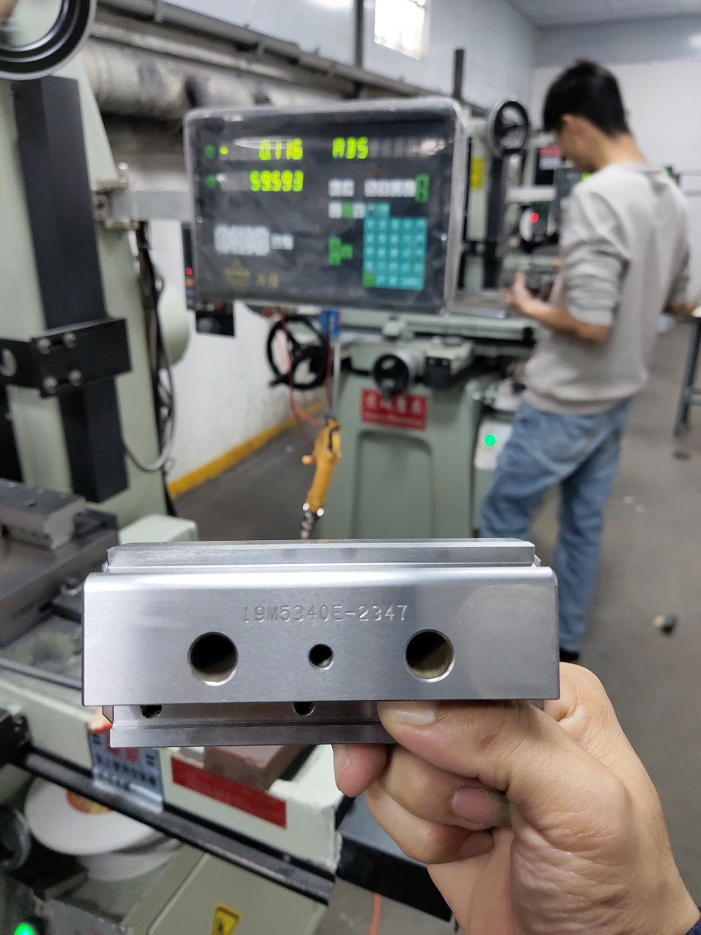 2020 in China real factory of mold parts and mold components