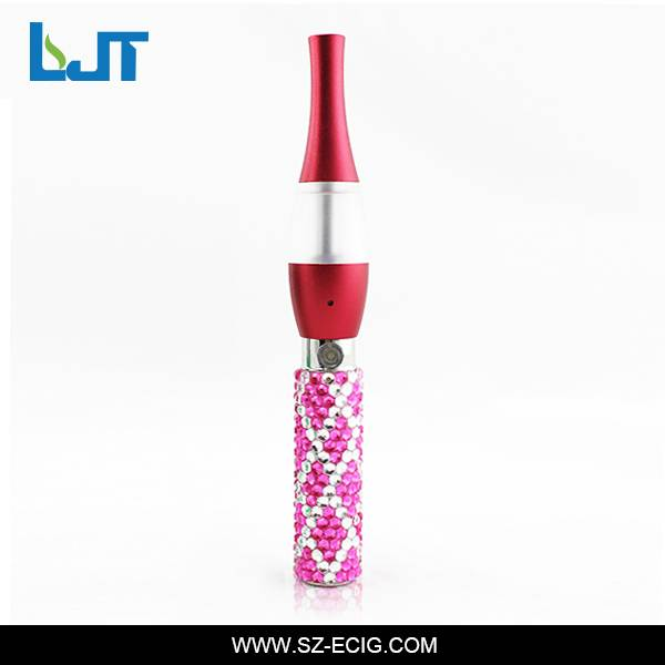 Rebuildable atomizer flower vase vaporizer with ego threading sigaretta electronica