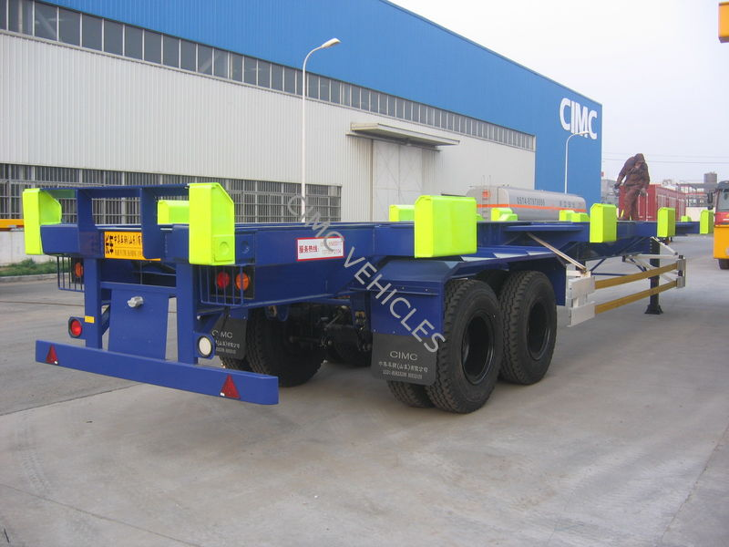 45ft Terminal Trailer/Yard chassis