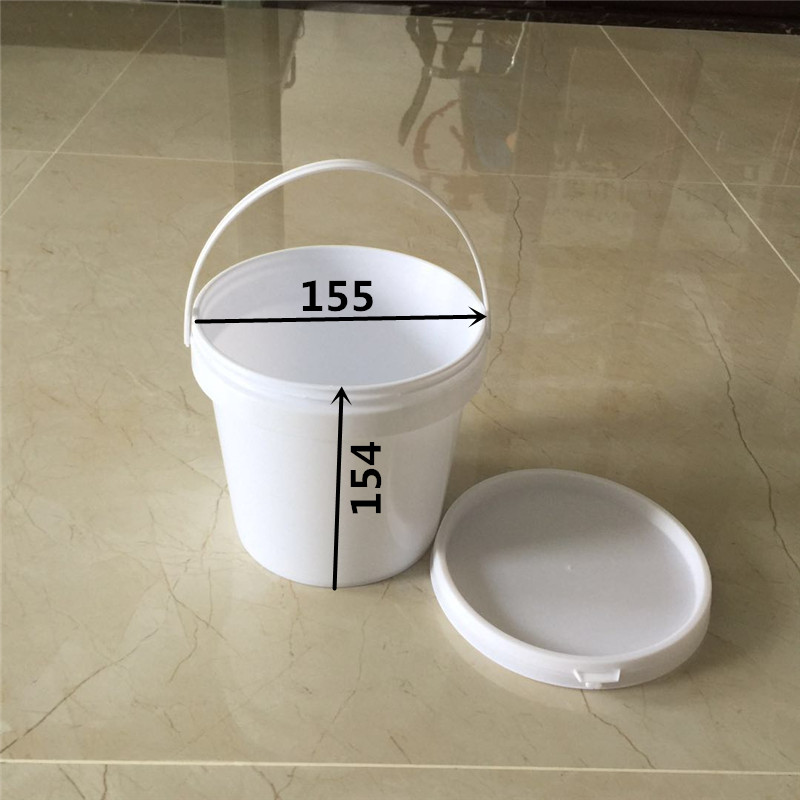 2L Plastic buckets plastic pails plastic container