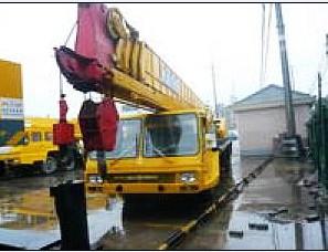 Used Crane,Hydraulic Truck Crane KATO 50T