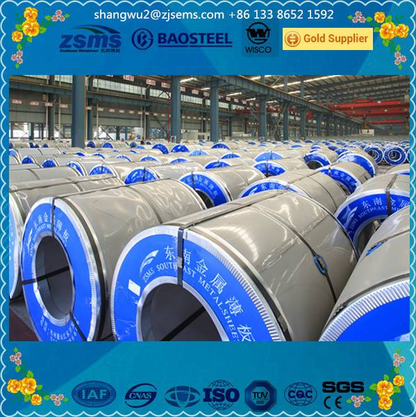 Galvanized Steel Coil Used as Roof Sheet
