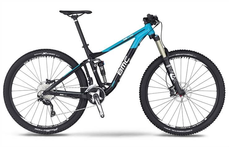 BMC TrailFox TF03 29 SLX Mountain Bike 2014