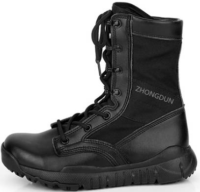 supply military boots/ desert boots/ safety shoes ZD108P