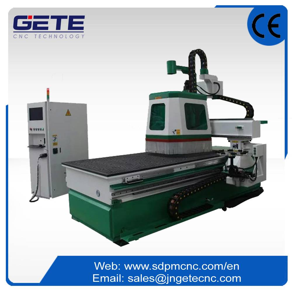 Wood CNC Machine GH-GNMC