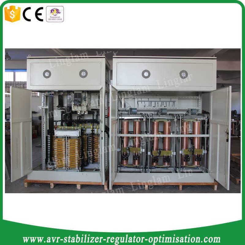 sbw automatic voltage stabilizer ac 1200kva 380v