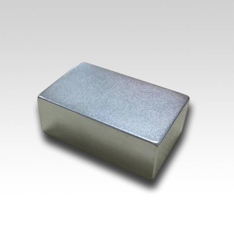 Strong Permanent N35 N40 N42 N52 Neodymium NdFeB Block Magnet