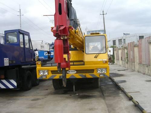 Used TADANO GT-550E 50Tons Truck Crane