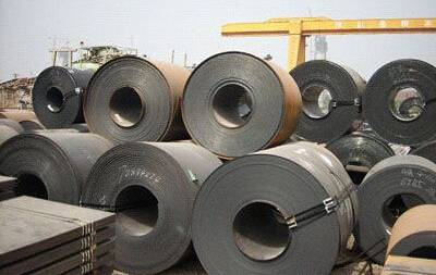 Q355NH corrosion-resistant steel