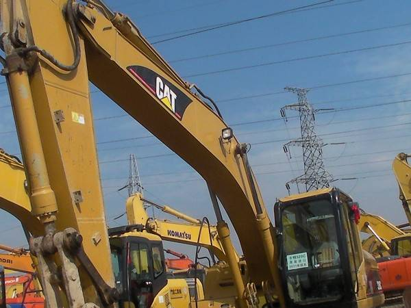 Used Cat 320C Excavator Caterpillar 320C Digger