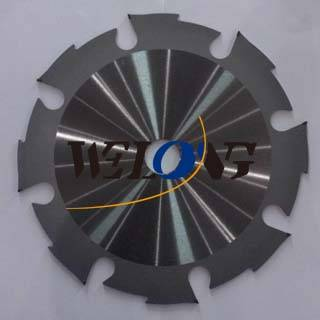250mm x 8T  PCD saw blade
