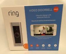 BNIB Ring Video Doorbell Pro