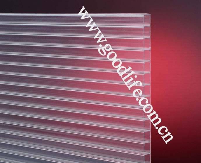 Polycarbonate Twin-wall sheet
