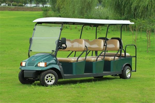 Falcon Brand 8 Passenger - Club Car Villager type Low Speed Vehicle