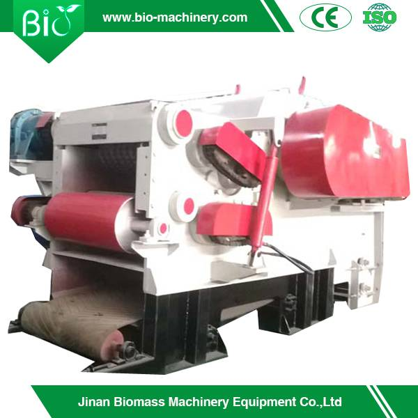 wood  chipper machine /Electric log wood crusher