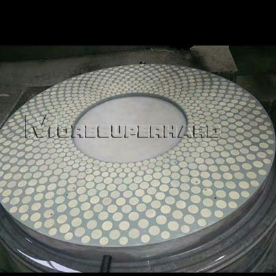 Double-Disc Surface Grinding Wheel