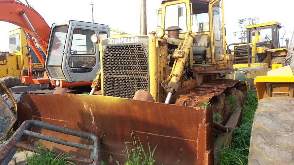 Used Caterpillar D7G Bulldozer, Used Dozer Cat D7G