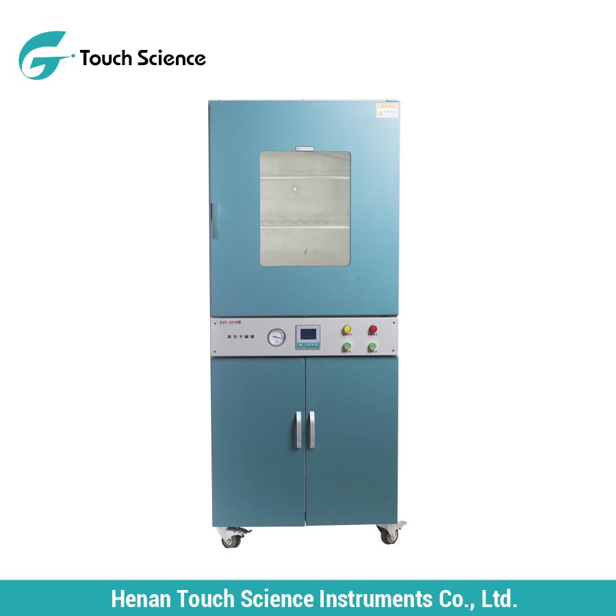 High Temperature Digital Vertical Industrial Vacuum Drying Chamber