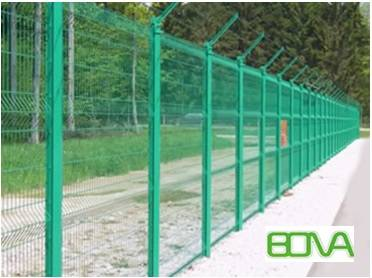 Highway Fence Welded Wire Mesh