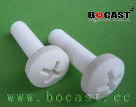 Cross Recessed Pan Head PP Screw