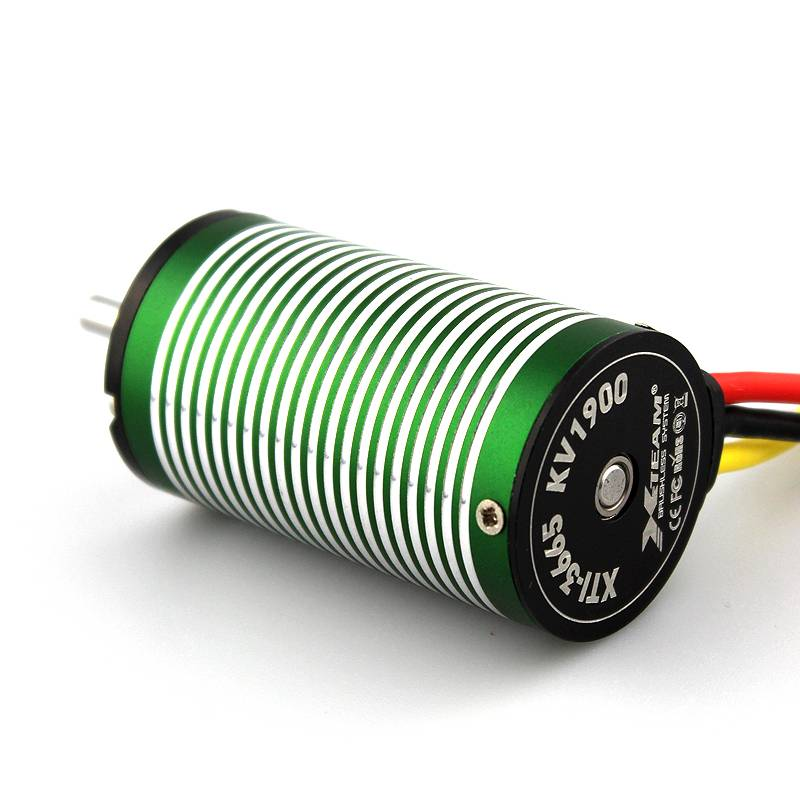 X-TEAM 3665 1900KV Inrunner Brushless Motor for 1/8th Car