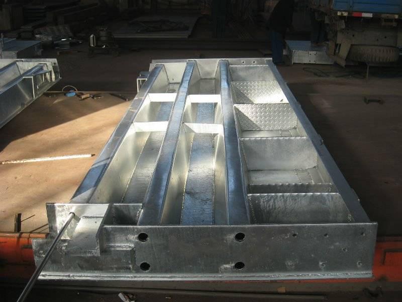 U-shap beam Truck Scale