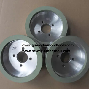 Diamond Grinding Wheel for PCBN Tools