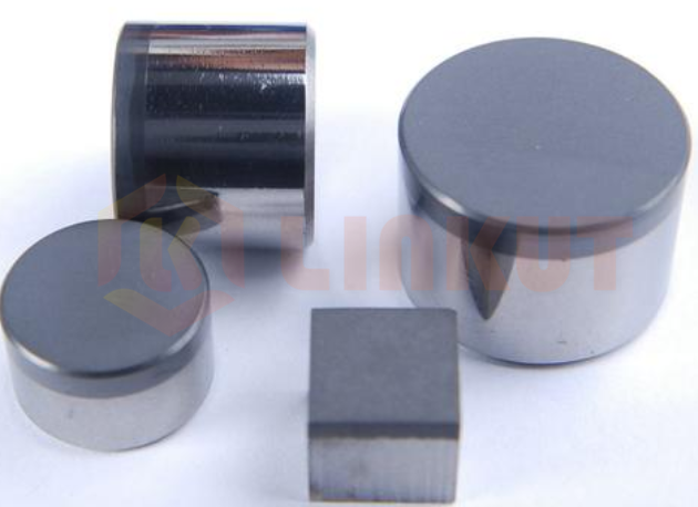 PDC Cutters for Geological Drilling
