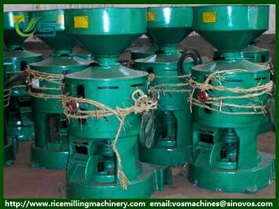 Vertical rice mill machine, rice milling machinery, emery roller rice mill