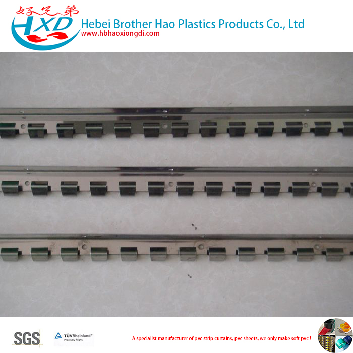 S.S304 Stainless Steel Hanger sets for ovc strip curtian
